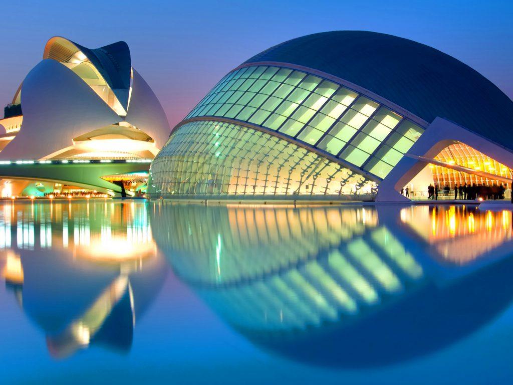 Museo de las ciencias Valencia Vincci Palace