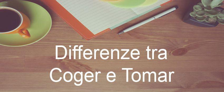 Coger-Tomar-Verbi-spagnoli